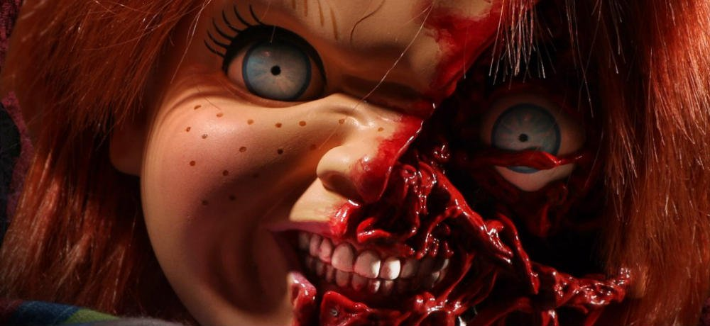 Mezco Toyz to Release 'Child's Play 3' Talking Pizza Face Chucky Doll