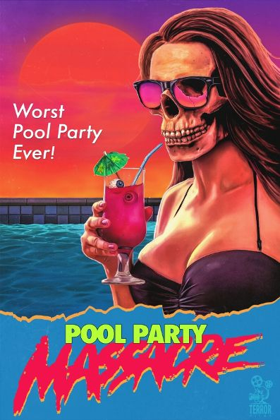 The Water is Heating up in 'Pool Party Massacre' This August 17th