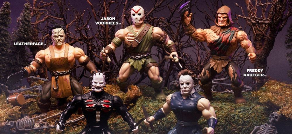 """Funko to Release """"Savage World"""" Horror Action Figures This September"""