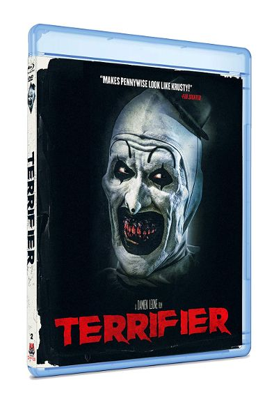 Terrifier – Blu-ray Review