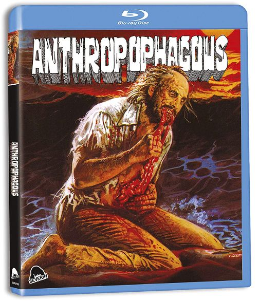 Anthropophagus- Blu-ray Review