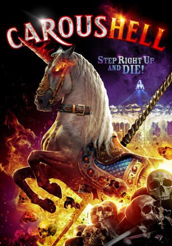 Trailer for Killer Unicorn movie 'CarousHell' is off the Stirrups!