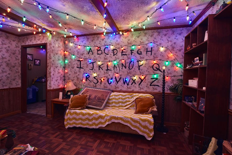 Universal Studios Reveals First Look Inside All-New 'Stranger Things' Haunted Houses Coming to Halloween Horror Nights 2018