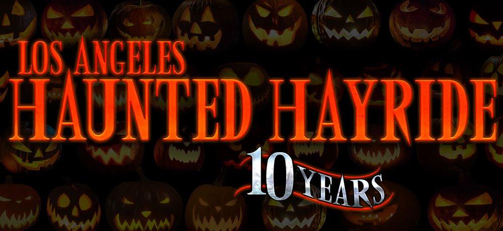 Los Angeles Haunted Hayride Begins on September 29th, Celebrating 10 Years of Scares