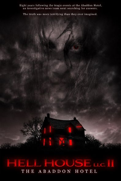Terror Films and Shudder Team Up to Release 'Hell House LLC II: The Abaddon Hotel' this Sept. 20th!