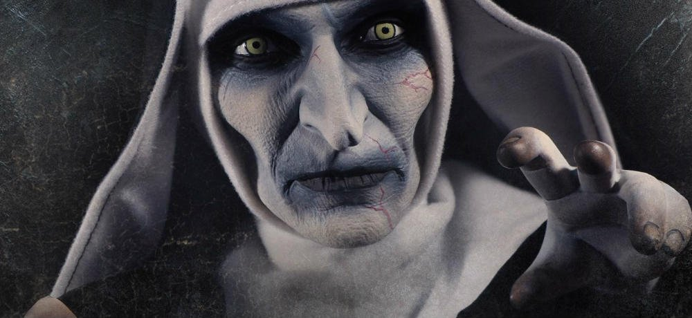 Mezco Toyz Reveals Haunting New Images of 'The Nun' Doll