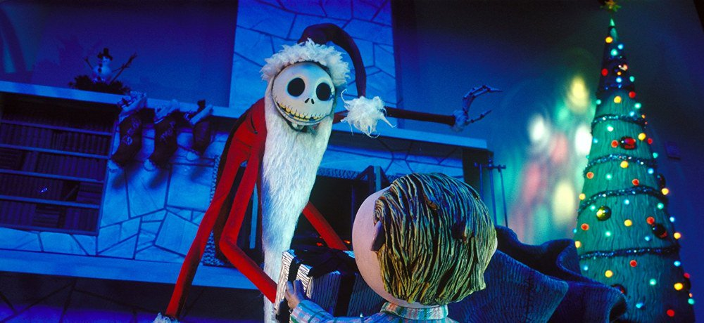 'The Nightmare Before Christmas' 25th Anniversary Edition Blu-ray Includes New Sing-Along Mode