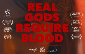 Film Festival Darling 'Real Gods Require Blood' Now Available Exclusively on ALTER