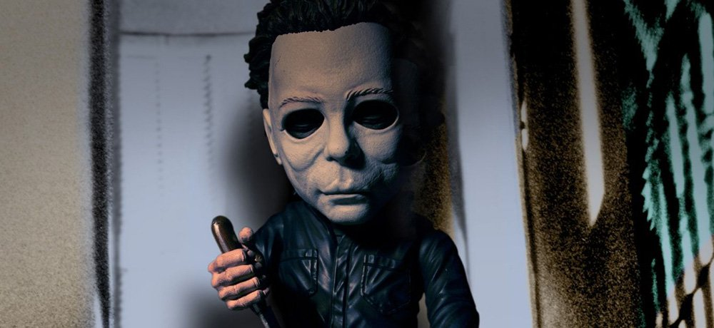Michael Myers is the Latest Horror Figure to Join Mezco's Designer Series