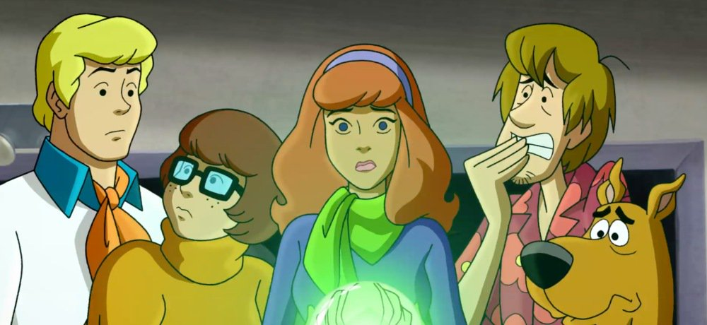 Watch the Trailer for 'Scooby-Doo! and the  Curse of the 13th Ghost,' Coming to Digital and DVD on February 5th
