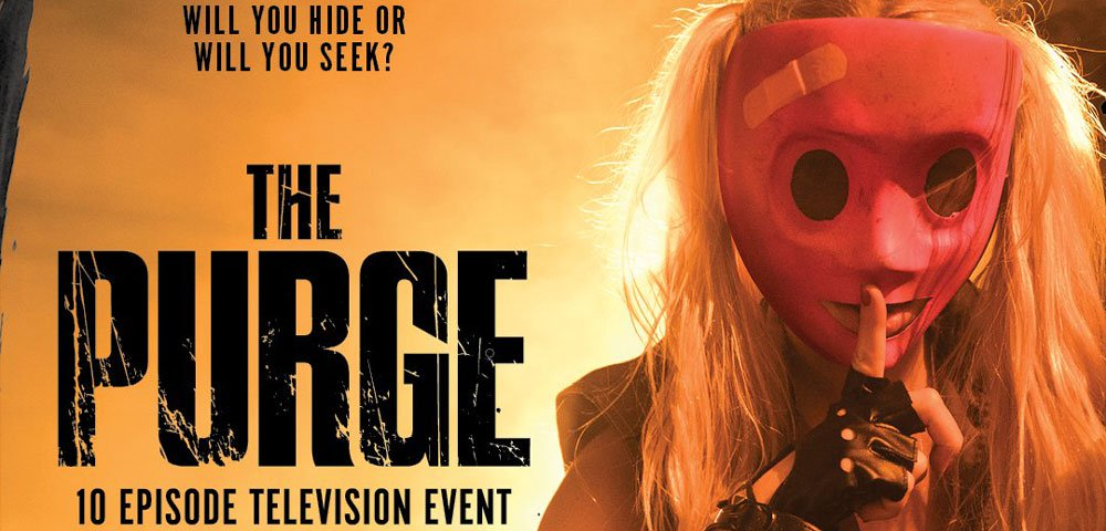 USA Network Renews 'The Purge' TV Series for a Second Season