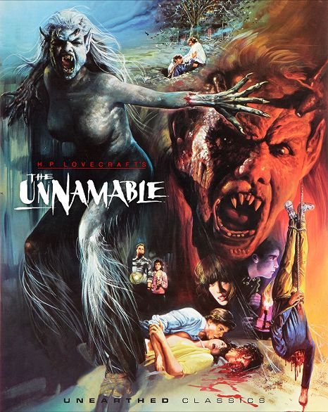 The Unnameable – Blu-ray Review