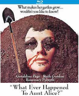 'What Ever Happened to Aunt Alice?' (1969) Available on Blu-ray and DVD January 8th