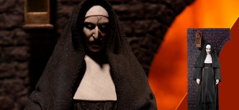 Lock Eyes with Iron Studios' 'The Nun' Deluxe Statue, Coming in 2019 from Sideshow Collectibles