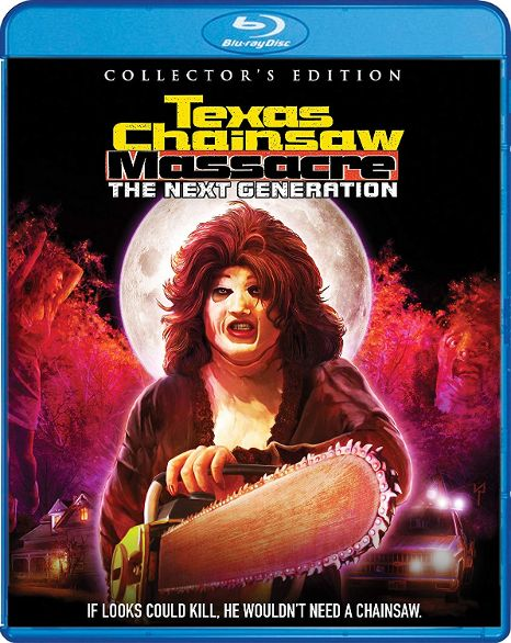 Texas Chainsaw Massacre: The Next Generation – Blu-ray Review