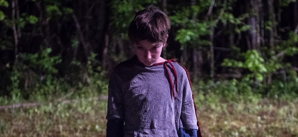 New Image from Superhero Horror Movie 'Brightburn'