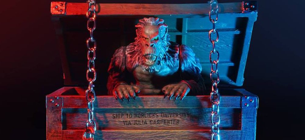 "Amok Time to Release New ""The Crate"" 'Creepshow' Monstarz Action Figure This May"