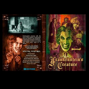Hex Studios to Release Limited Edition of 'Frankenstein's Creature'