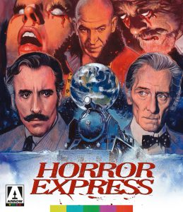 'Horror Express' (1972) Available on Blu-ray February 12th