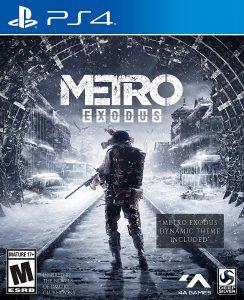 Game Review: Metro: Exodus