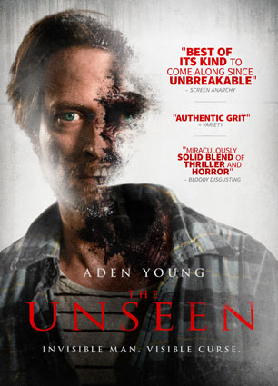 'The Unseen' Comes to DVD on 2/26/2019 from Monarch Home Entertainment