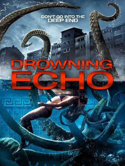 There's a Creature in the Pool! 'Drowning Echo' Trailer