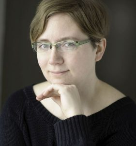 Interview with Carrie Laben, Author of A Hawk in the Woods