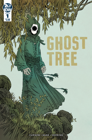 IDW Salutes 'Ghost Tree' Comic Book Miniseries After Sold-Out Debut Issue