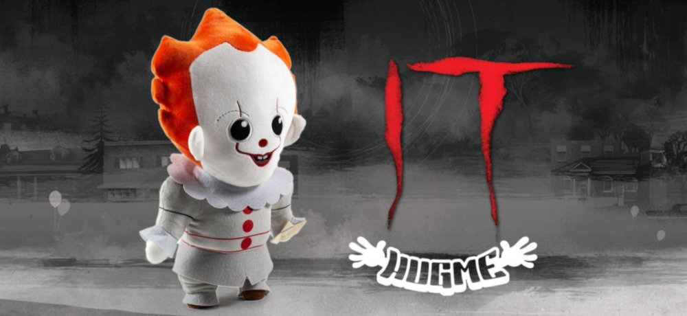 Kidrobot Brings Pennywise to Life with New HugMe Vibrating IT Plush