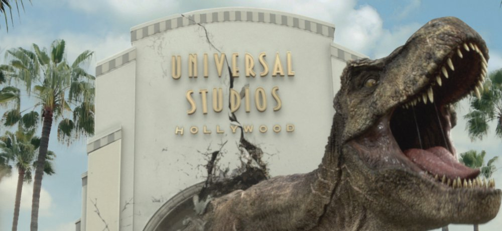 """Jurassic World – The Ride"" to Unleash Dinosaurs at Universal Studios Hollywood This Summer"