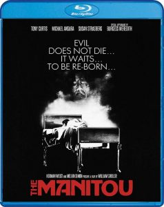 The Manitou – Blu-ray Review