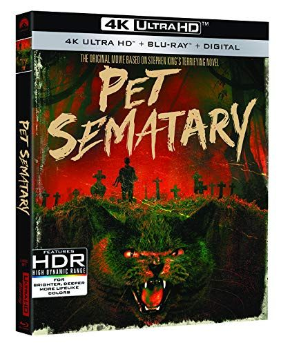 Pet Sematary (1989) – Blu-ray Review