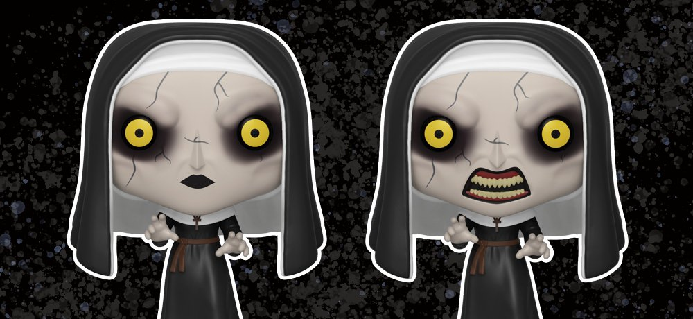 THE NUN Pop! Vinyl Figures Coming from Funko!