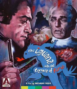The Iguana with the Tongue of Fire – Blu-ray Review