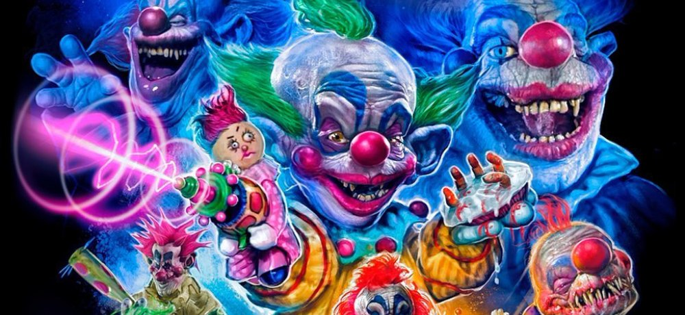 Cavitycolors' New Apparel Collection Celebrates KILLER KLOWNS FROM OUTER SPACE