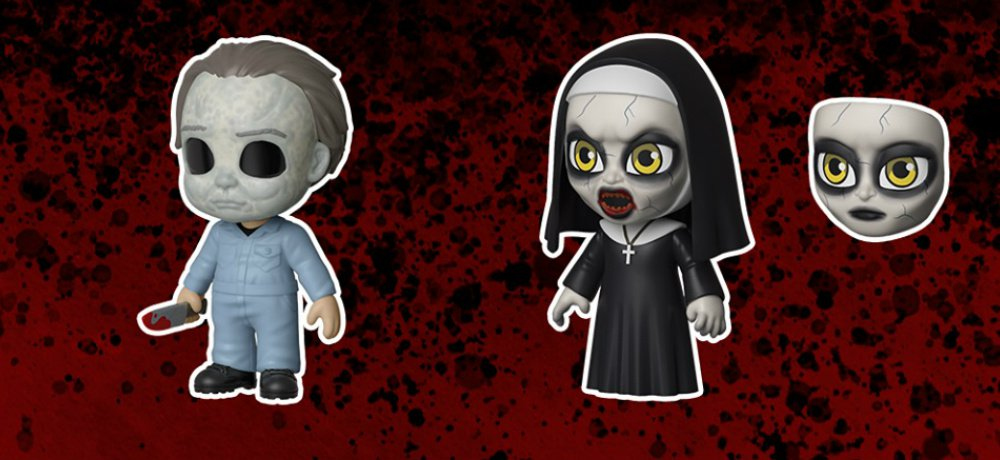 Funko Reveals New 5 Star Horror Collectibles and Annabelle Pop! Vinyl Figures