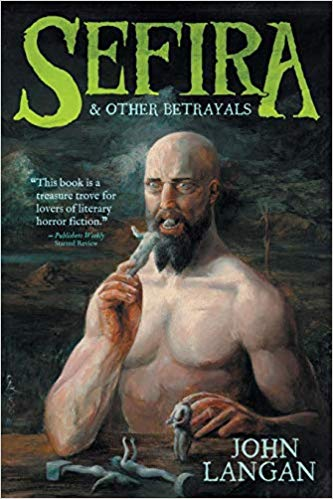 Sefira and Other Betrayals – Book Review