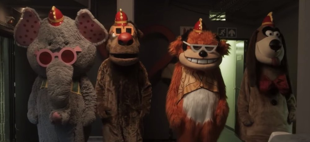 Children's Show Characters Wreak Havoc in the Trailer for THE BANANA SPLITS MOVIE