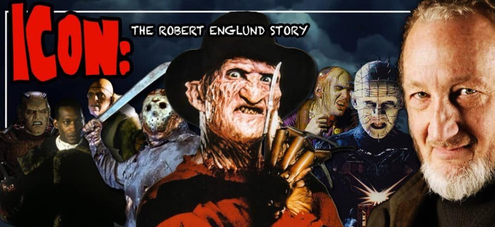 Indiegogo Campaign Launched for New Documentary ICON: THE ROBERT ENGLUND STORY