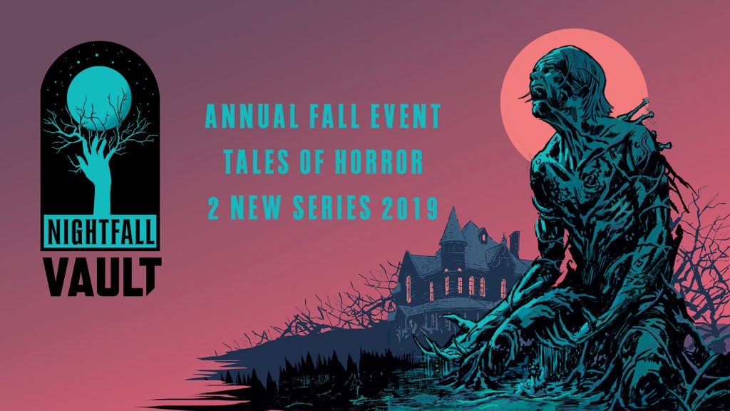 Vault Announces NIGHTFALL, an Annual Fall Horror Publishing Event