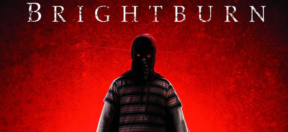 BRIGHTBURN Available on 4K Ultra HD, Blu-ray, and DVD on August 20th