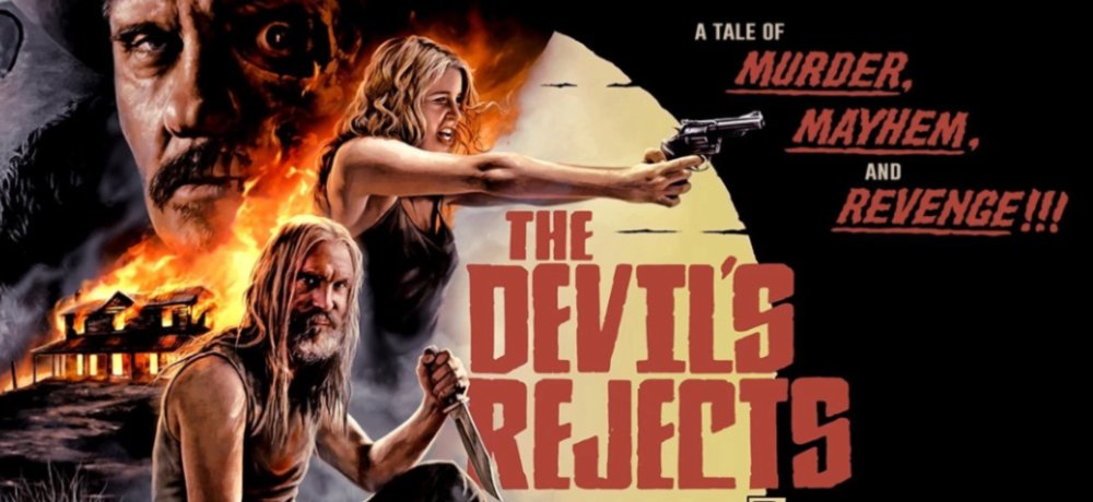Fright-Rags Celebrates Rob Zombie's THE DEVIL'S REJECTS with New Apparel Collection