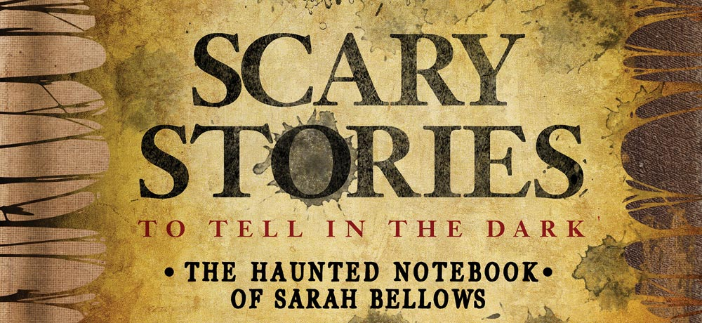 Insight Editions Presents SCARY STORIES TO TELL IN THE DARK: THE HAUNTED NOTEBOOK OF SARAH BELLOWS