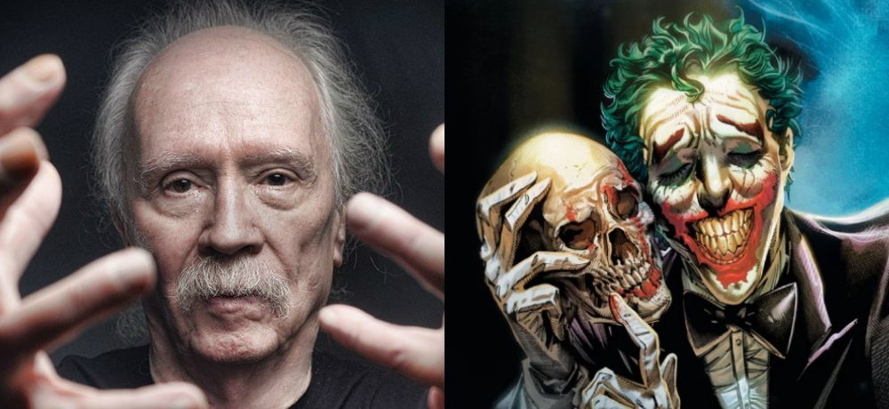 John Carpenter and Anthony Burch to Co-Write THE JOKER: YEAR OF THE VILLAIN One-Shot Comic for DC