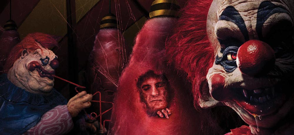 HALLOWEEN HORROR NIGHTS Announces KILLER KLOWNS FROM OUTER SPACE Mazes for Universal Orlando Resort and Universal Studios Hollywood