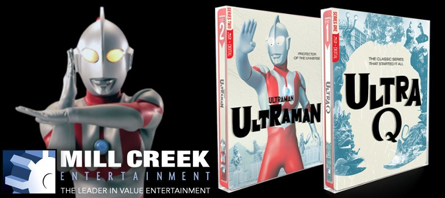 Mill Creek Entertainment Acquired the ULTRA Series Library for Physical & Digital North American Distribution
