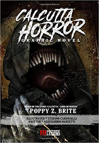Calcutta Horror: A Graphic Novel – Book Review