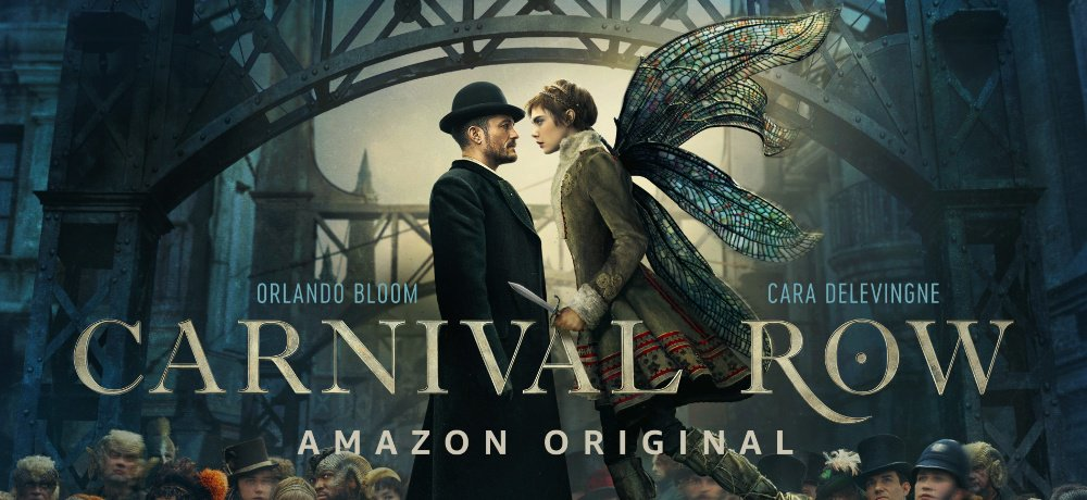 CARNIVAL ROW Trailer Welcomes You to a Mythological World