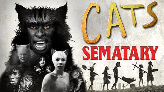 This is the CATS Trailer the Internet Never Knew it Needed!