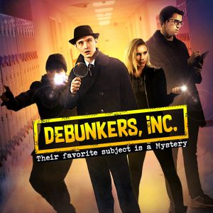 "Check Out the Official Trailer for DEBUNKERS, INC. – ""Stranger Things"" meets ""Scooby Doo"""